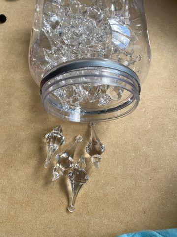 Gotas de Acrílico