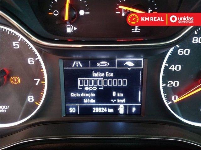 Chevrolet Cruze 2020 1.4 turbo lt 16v flex 4p automático - Foto 9