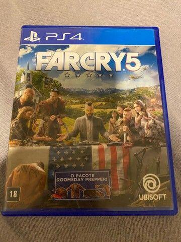 Vendo Far Cry 5 Ps4