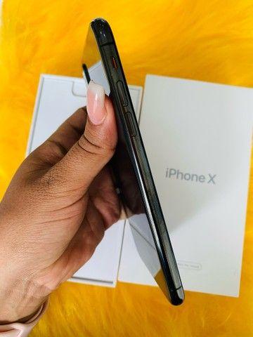 iPhone X 64gb - Seminovo  - Foto 4