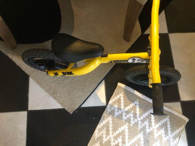 Bicicleta infantil de equilíbrio sem pedal !!! - Foto 2