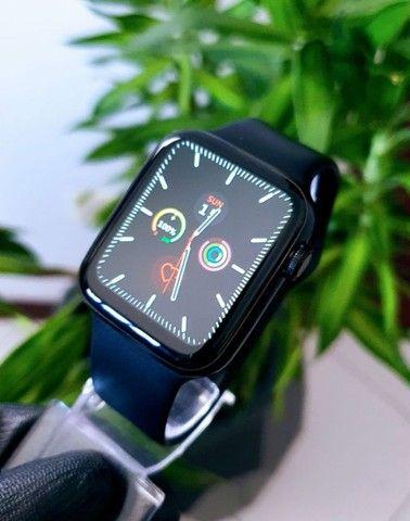 Relógio inteligente - W46 PRETO - Foto 4