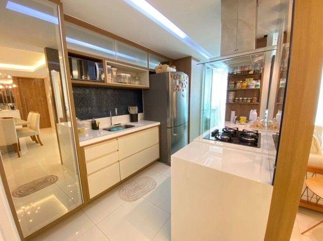 AB311 - Apartamento com 03 quartos/projetados e ar condicionado - Foto 5