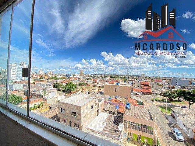 apartamento 2 quartos, otima localização prox. do metro, c/ varanda, samambaia sul - Foto 12