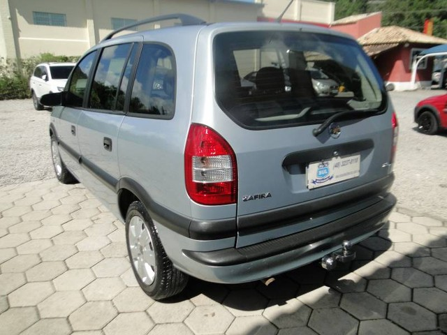 Chevrolet Zafira Expres. 2.0 8V - Foto 4