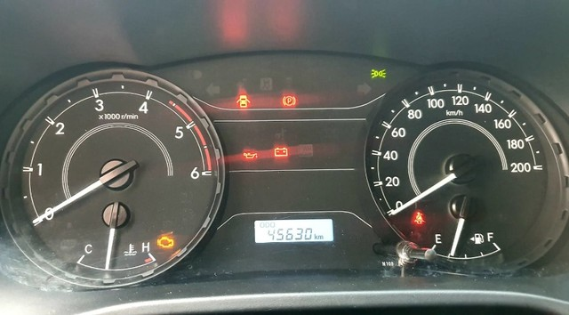 Hilux CD 2.8 4x4 Turbo Diesel 2019 - Foto 10