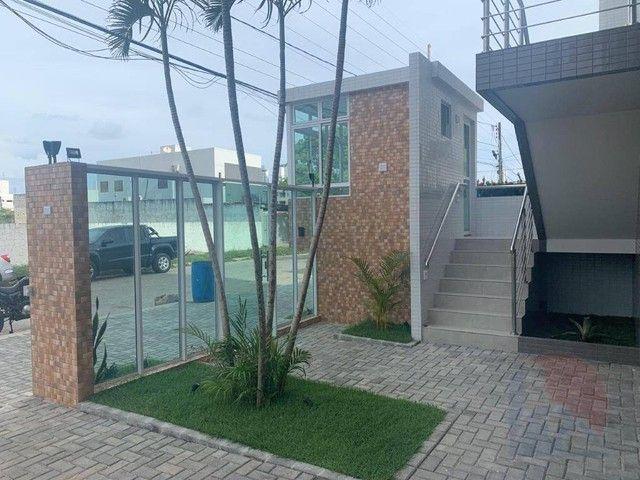 Apartamento com 2 dormitórios para alugar, 54 m² por R$ 1.570,00/mês - Bessa - João Pessoa - Foto 17