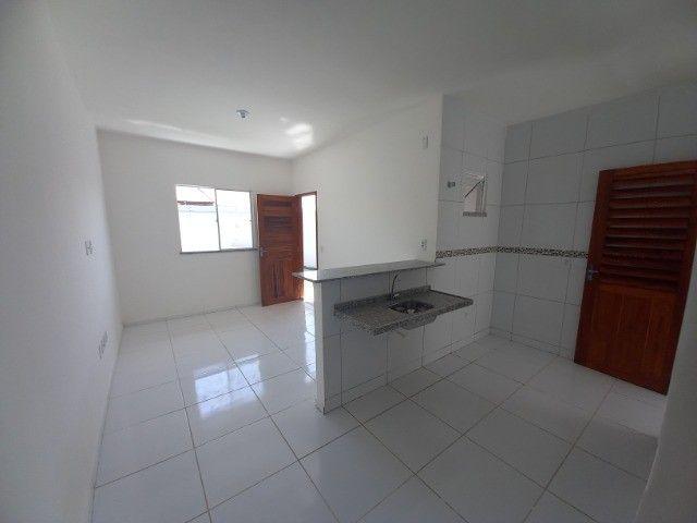 WS casa nova com 2 quartos 2 banheiros com documentação inclusa - Foto 9