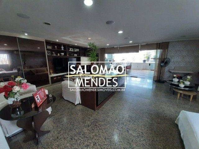 Cobertura duplex 500 m² no Umarizal, piscina 05 quartos, 5 vagas, 4 suítes - Foto 3
