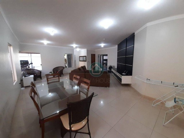 Casa com 4 dormitórios à venda - Vila Taveirópolis - Campo Grande/MS - Foto 6