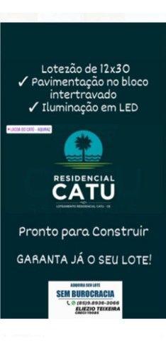 Loteamento residencial CATU - as margens da CE 040 !! - Foto 14