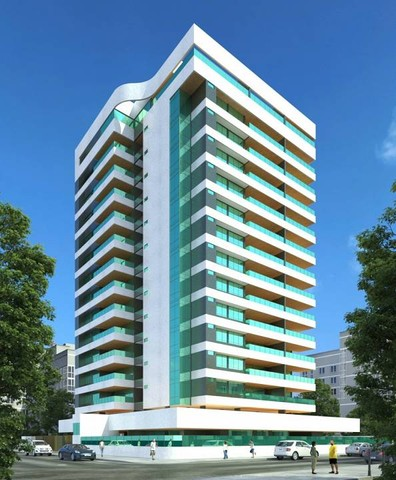 Apartamento para venda tem 200 metros quadrados com 4 quartos em Ponta Verde - Maceió - AL