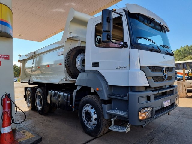 Mercedes-Bebz axor 3344.