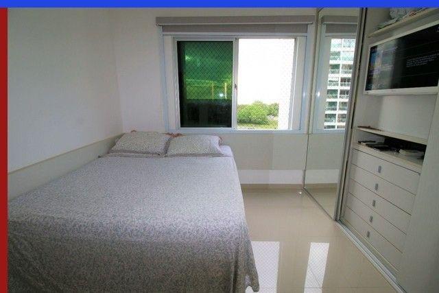 Apartamento 3 Quartos Condomínio weekend Club Ponta Negra - Foto 7