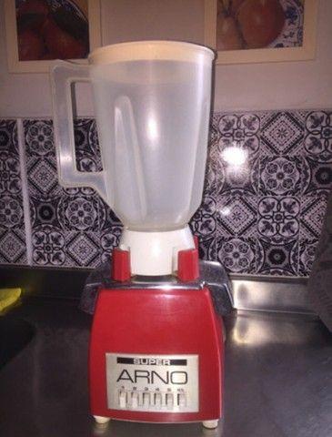 Liquidificador Arno anos 60 relíquia  - Foto 2