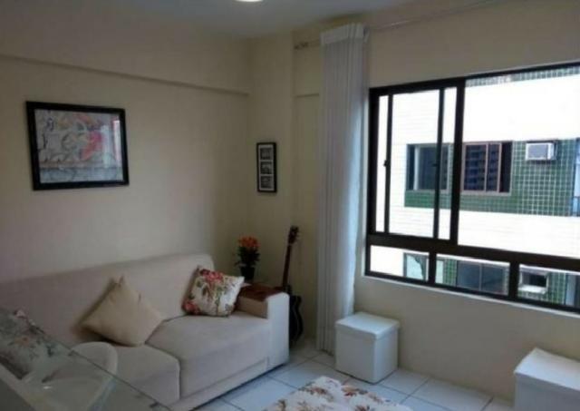 Tamarineira - Apartamento de 2 quartos prox. Parque da Jaqueira