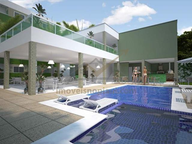 Apartamento novo(ágio); no bairro Cristo Rei, 2 quartos, garagem, piscina
