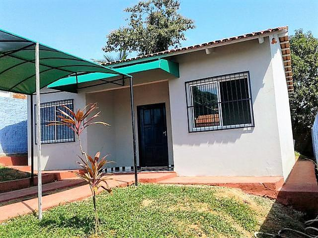Casa pronta pra financiar