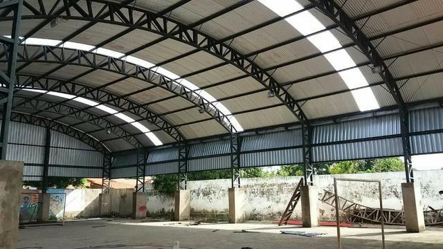 Metalúrgica CPb fabricação e manutenção de estrutura metálica - Foto 4