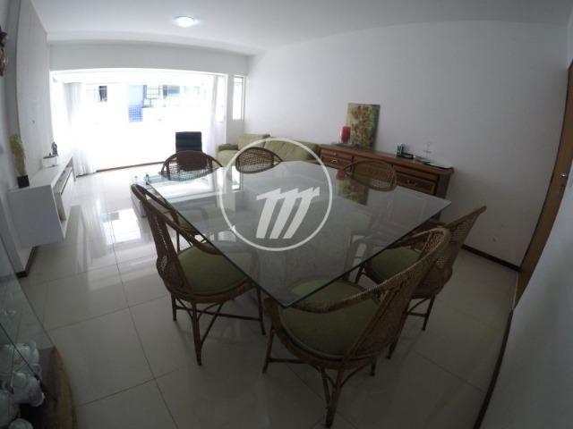 Apartamento com 125 m², 3/4 (sendo 02 suítes), na Ponta Verde. REF: C4052 - Foto 11