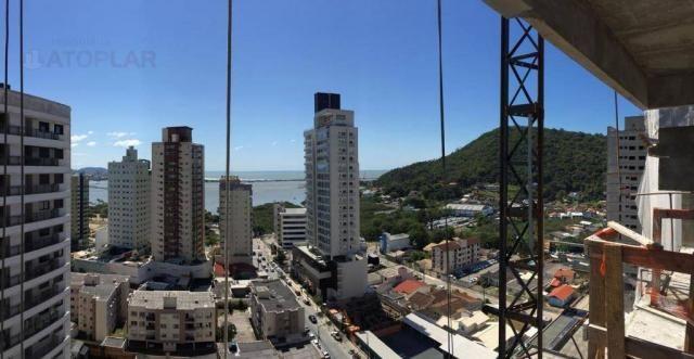Apartamento com 3 dormitórios à venda, 92 m² por r$ 647.000,00 - fazenda - itajaí/sc