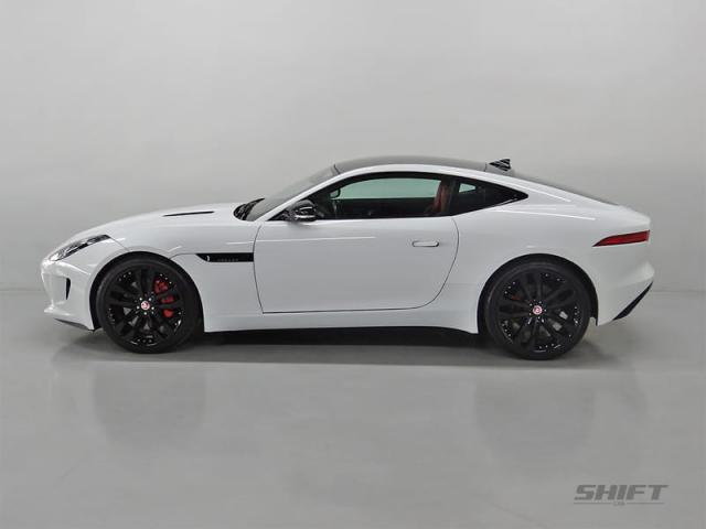 JAGUAR F TYPE SUPERCHARGED COUPE 3.0 V6 2015