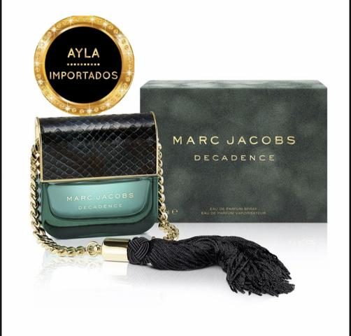 5 x R$: 93,80 Perfume Marc Jacobs Decadence EDP 100ml