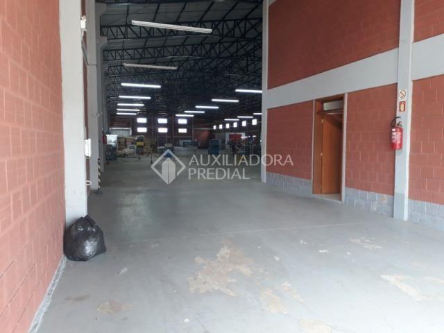 Galpão/depósito/armazém para alugar em Distrito industrial, Cachoeirinha cod:282175 - Foto 3