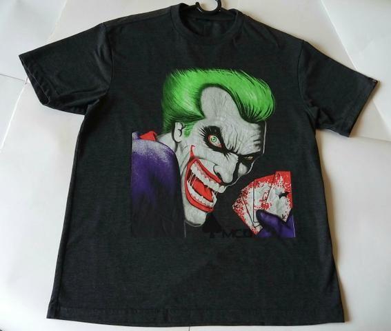 Camiseta Coringa MCD - Roupas e calçados - Cachoeirinha b6ba40f8657