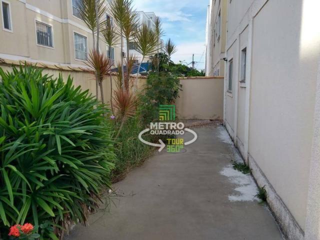 Apartamento térreo com 2 dormitórios à venda, 48 m² por r$ 140.000 - enseada das gaivotas  - Foto 5
