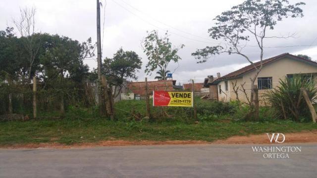 Terreno à venda, 1062 m² por r$ 450.000,00 - borda do campo - são josé dos pinhais/pr - Foto 3
