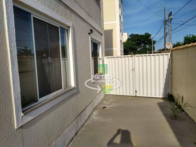 Apartamento térreo com 2 dormitórios à venda, 48 m² por r$ 140.000 - enseada das gaivotas  - Foto 3