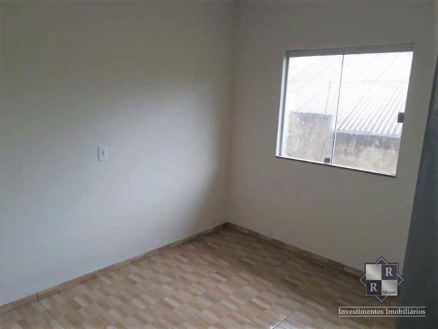 Casa com 2 dormitórios para alugar, 72 m² - São Cristovão - Três Barras/SC - Foto 6
