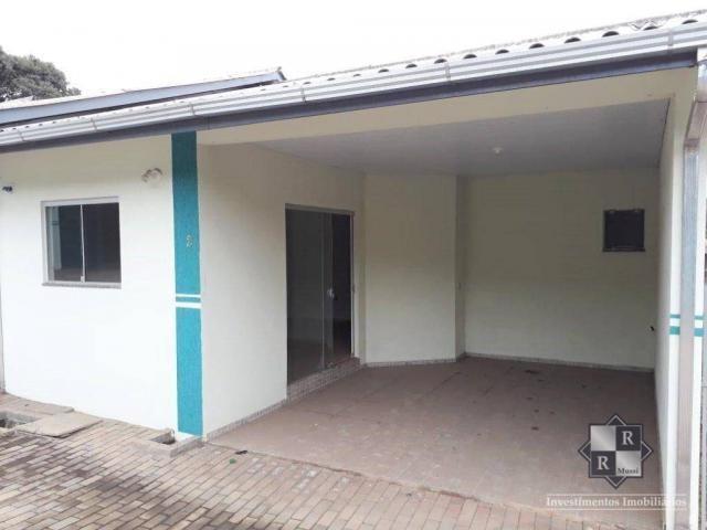 Casa com 2 dormitórios para alugar, 72 m² - São Cristovão - Três Barras/SC - Foto 10
