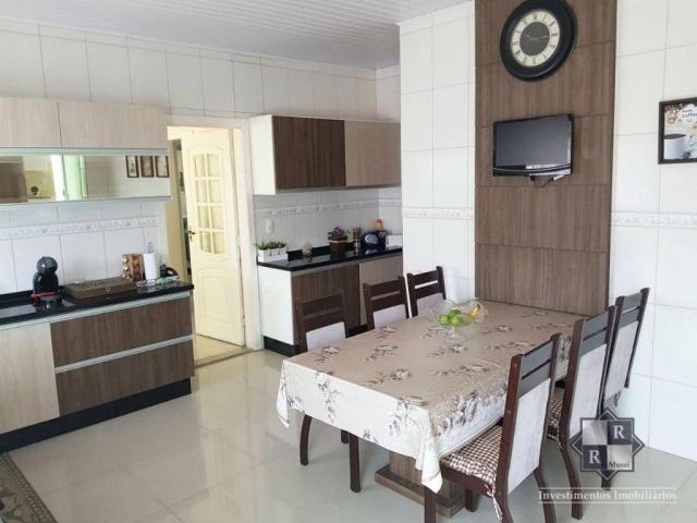 Casa com 3 dormitórios à venda, 160 m² - Centro - Canoinhas/SC - Foto 3