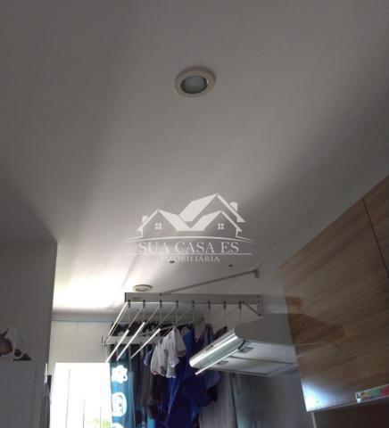 Apartamento à venda com 2 dormitórios em Morada de laranjeiras, Serra cod:AP263SO - Foto 18