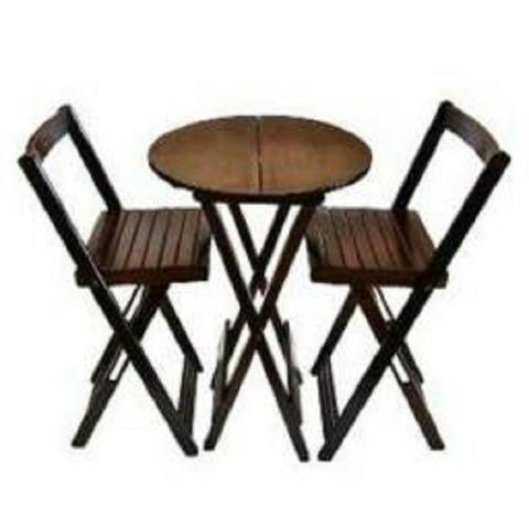 Linha dobrável mesas e cadeiras - Bares e Restaurantes - Foto 6