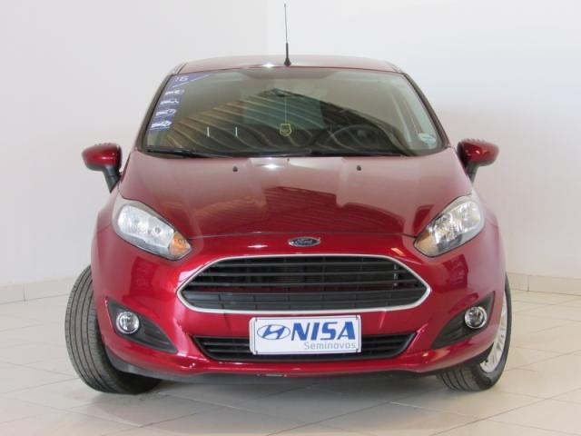 FORD  FIESTA 1.5 S HATCH 16V FLEX 4P 2015 - Foto 2