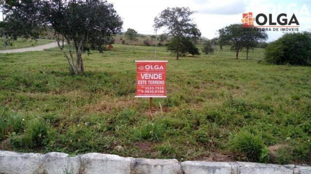 Terreno à venda, 716 m² por r$ 120.000 - gravatá/pe