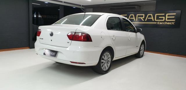Vw-Volkswagen Novo Voyage GNV 1.6 Flex 2014/14 - Foto 8