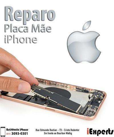 Reparo Placa Mãe iPhone - Foto 2