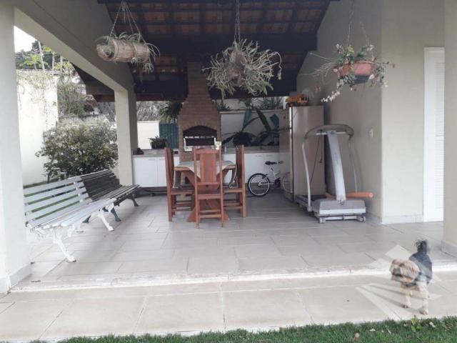Casa com 4 dormitórios para alugar, 550 m² por r$ 7.000/mês - chácaras cataguá - taubaté/s - Foto 7