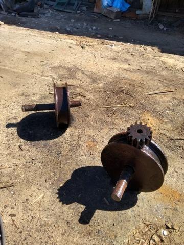 Guincho e.rodas de ferro - Foto 6