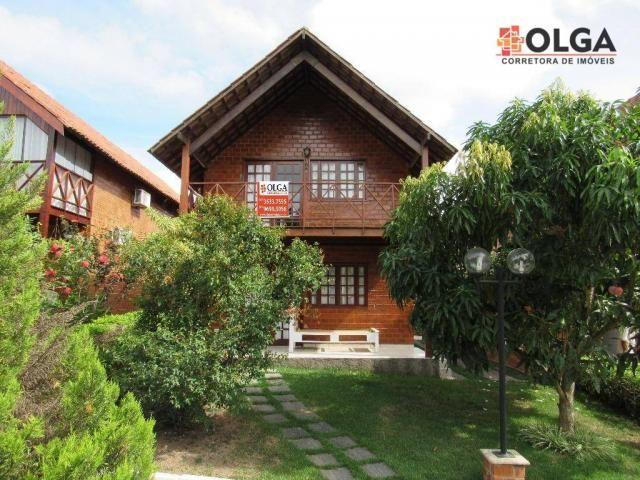 Casa de condomínio com 4 dormitórios, 140 m² - gravatá/pe