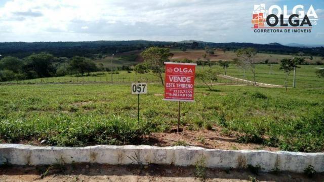 Terreno à venda, 750 m² por r$ 120.000 - gravatá/pe