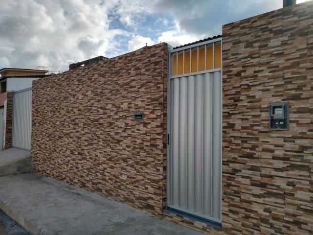 Jardim Atlântico Belissíma Casa com Piscina, R$ 380 Mil Facilito - Foto 7