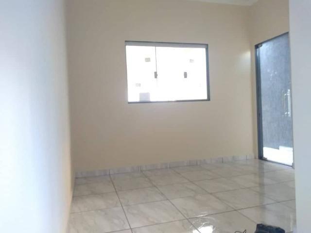 Casa Nova de meio lote Minha Casa Minha Vida (Todas as portas e janelas de blindes) - Foto 18