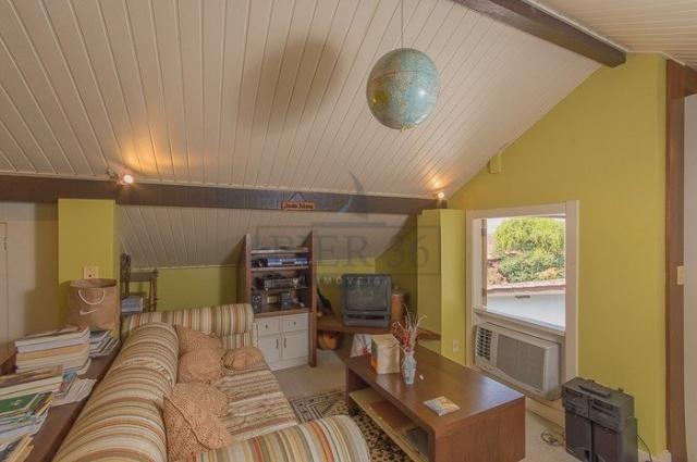Casa de condomínio à venda com 3 dormitórios em Pedra redonda, Porto alegre cod:5196 - Foto 16