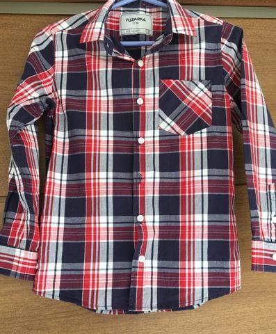 Camisa Infantil Fuzarka - Foto 3