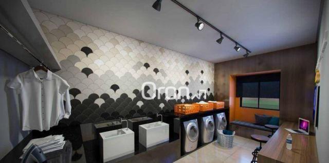 Apartamento com 2 dormitórios à venda, 71 m² por R$ 396.000,00 - Setor Marista - Goiânia/G - Foto 8